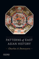 Patterns of East Asian History
