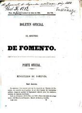 Boletín oficial del Ministerio de Fomento: Volume 30, Issue 388