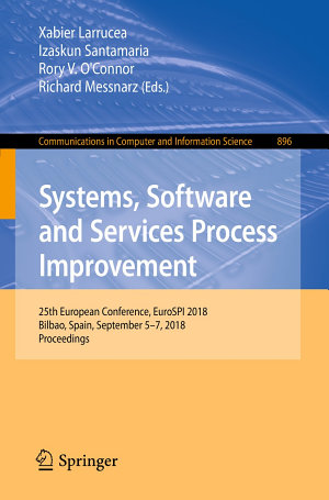 Systems  Software and Services Process Improvement