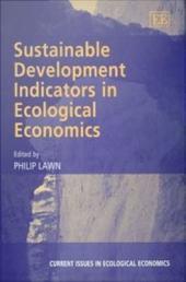 Sustainable Development Indicators in Ecological Economics
