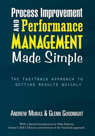 Process Improvement   Performance Management Made Simple PDF