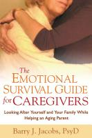 The Emotional Survival Guide for Caregivers PDF