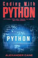 Coding With Python Book PDF