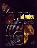 A Technical Introduction to Digital Video PDF