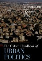 The Oxford Handbook of Urban Politics PDF