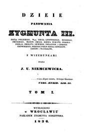 Dzieie panowania Zygmunta III.