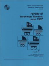 Fertility of American Women