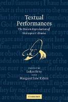 Textual Performances PDF