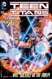 Teen Titans (2011-) #29
