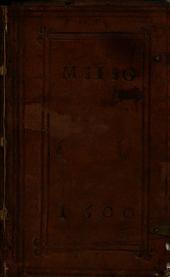 Omnia Latina scripta Matthiæ Flacii Illyrici, hactenus sparsim contra Adiaphoricas fraudes et errores aedita, et quædam prius non excusa, etc
