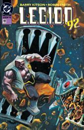L.E.G.I.O.N. (1989-) #40