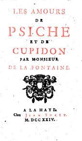 Les amours de Psiché et de Cupidon