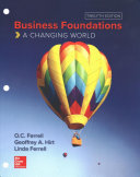 Loose Leaf For Business Foundations Book PDF