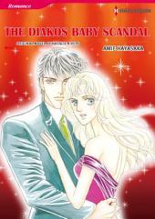 THE DIAKOS BABY SCANDAL: Harlequin Comics