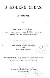 A Modern Midas: A Romance