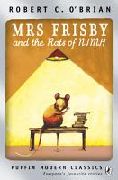Mrs Frisby and the Rats of NIMH PDF