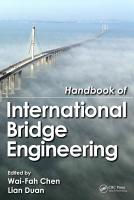 Handbook of International Bridge Engineering PDF