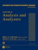 Analysis and Analyzers
