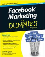 Facebook Marketing For Dummies PDF