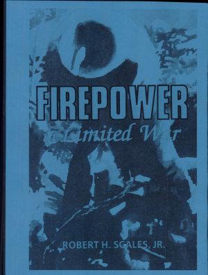Firepower in Limited War PDF
