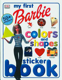 Barbie My First Colors and Shapes Sticker Book PDF