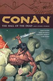 Conan Volume 4: The Hall of the Dead and Other Stories: Volume 4