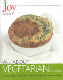 Joy of Cooking  All About Vegetarian Book
