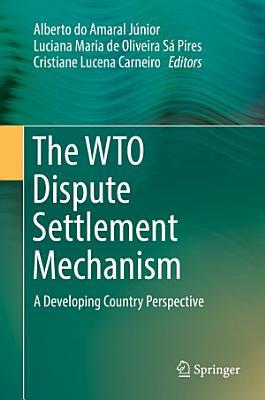 The WTO Dispute Settlement Mechanism PDF