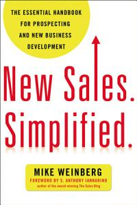 New Sales  Simplified  Book