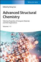 Advanced Structural Chemistry PDF