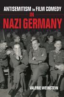 Antisemitism in Film Comedy in Nazi Germany PDF