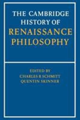 The Cambridge History of Renaissance Philosophy PDF
