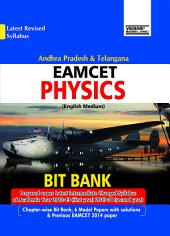 EAMCET PHYSICS English Medium: Bit Bank, 6 Model Papers & Previous EAMCET 2014 Paper