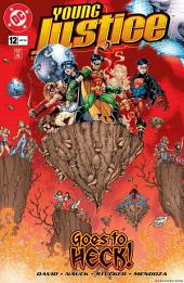 Young Justice (1998-) #12