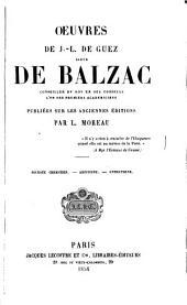 Oeuvres de J.-L. de Guez, sieur de Balzac: Volume2