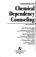 Essentials of Chemical Dependency Counseling PDF
