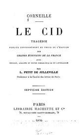 ... Le Cid: tragédié