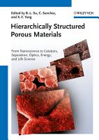 Hierarchically Structured Porous Materials PDF