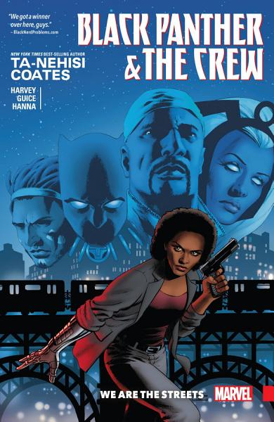 Download Black Panther And The Crew Book