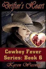 Drifter's Heart, Book 6, A Cowboy Fever Series Novel