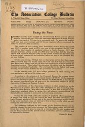 Bulletin: Volume 17, Issue 1