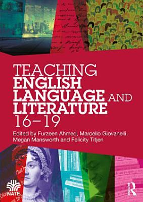 Teaching English Language and Literature 16 19