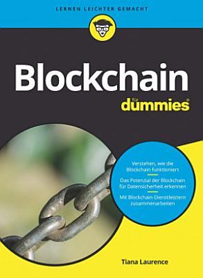 Blockchain f  r Dummies PDF