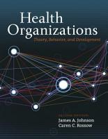 Health Organizations PDF