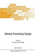 Mineral Processing Design