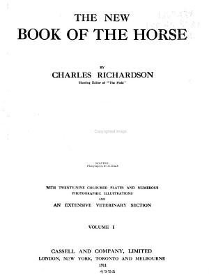 The New Book of the Horse