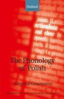 The Phonology of Polish PDF