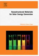 Nanostructured Materials for Solar Energy Conversion PDF