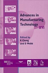 Advances in Manufacturing Technology XVI   NCMR 2002 PDF