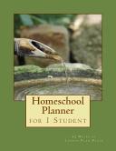 Homeschool Planner for 1 Student